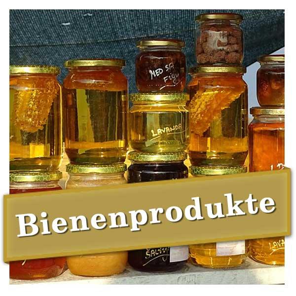 Bienenprodukte der Bioimkerei Wolfgang Maurer